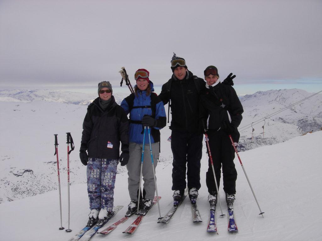 Chicos esqui1